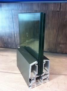 IMG 0833 224x300 - نرده شیشه اختصاصی آلومینیوم