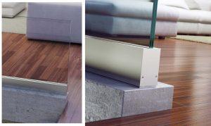 4 300x179 - نرده شیشه اختصاصی آلومینیوم