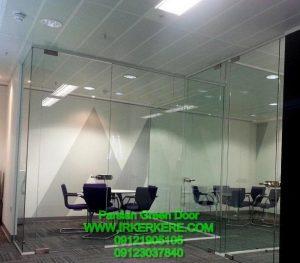 watermarked photo 2017 05 16 08 25 54 300x263 - پارتیشن تمام شیشه (گلس وال - Glass Wall )
